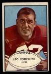1953 Bowman #88  Leo Nomellini  Front Thumbnail