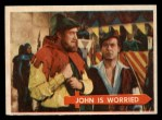 1957 Topps Robin Hood #51   John Is Worried Front Thumbnail