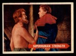 1957 Topps Robin Hood #15   Superhuman Strength Front Thumbnail