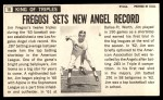 1964 Topps Giants #18  Jim Fregosi   Back Thumbnail