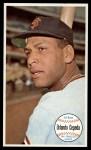 1964 Topps Giants #55  Orlando Cepeda   Front Thumbnail