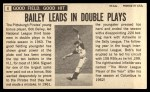 1964 Topps Giants #4  Bob Bailey  Back Thumbnail