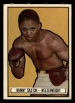 1951 Topps Ringside #18  Johnny Saxton  Front Thumbnail