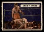 1951 Topps Ringside #80   -  Walter Cartier / Eugene Hairston Cartier vs Hairston Front Thumbnail
