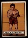 1951 Topps Ringside #33  Walter Cartier  Front Thumbnail