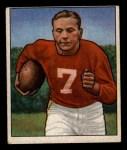 1950 Bowman #21  Elmer Angsman  Front Thumbnail