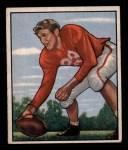 1950 Bowman #72  Bill Johnson  Front Thumbnail