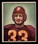 1950 Bowman #100  Sammy Baugh  Front Thumbnail