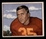 1950 Bowman #29  Bill Dudley  Front Thumbnail
