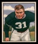 1950 Bowman #40  Richard Barwegan  Front Thumbnail