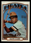 1972 Topps #125  Dave Cash  Front Thumbnail