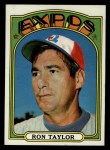 1972 Topps #234  Ron Taylor  Front Thumbnail