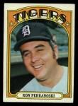 1972 Topps #367  Ron Perranoski  Front Thumbnail