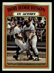 1972 Topps #430   -  Bob Robertson In Action Front Thumbnail