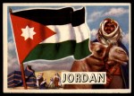1956 Topps Flags of the World #70   Jordan Front Thumbnail