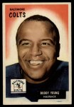 1955 Bowman #65  Buddy Young  Front Thumbnail