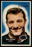 1955 Bowman #134  Ernie Stautner  Front Thumbnail