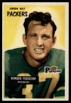 1955 Bowman #57  Howard Ferguson  Front Thumbnail