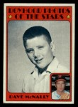 1972 Topps #344   -  Dave McNally Boyhood Photo Front Thumbnail