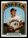 1972 Topps #354  Tom Murphy  Front Thumbnail