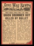 1965 A and BC England Civil War News #55   The Silent Drum Back Thumbnail