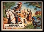1965 A and BC England Civil War News #63   Ambushed Front Thumbnail