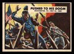1965 A and BC England Civil War News #19   Pushed to his Doom Front Thumbnail