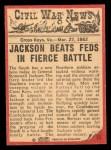 1965 A and BC England Civil War News #13   Dying Effort Back Thumbnail