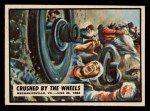 1965 A and BC England Civil War News #23   Crushed by the Wheels Front Thumbnail