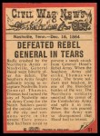 1965 A and BC England Civil War News #81   Deadly Defense Back Thumbnail