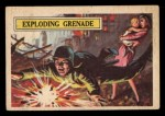 1966 A and BC England Battle #48   Exploding Grenade Front Thumbnail
