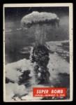 1965 Philadelphia War Bulletin #85   Super Bomb Front Thumbnail