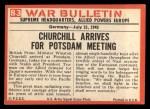 1965 Philadelphia War Bulletin #83   Champion of Liberty Back Thumbnail