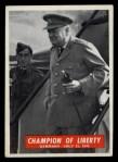 1965 Philadelphia War Bulletin #83   Champion of Liberty Front Thumbnail