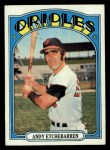 1972 Topps #26  Andy Etchebarren  Front Thumbnail