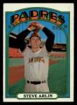 1972 Topps #78  Steve Arlin  Front Thumbnail