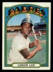 1972 Topps #238  Leron Lee  Front Thumbnail