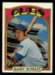 1972 Topps #258  Randy Hundley  Front Thumbnail