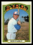 1972 Topps #405  Ron Fairly  Front Thumbnail