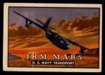 1952 Topps Wings #49   JRM Mars Front Thumbnail
