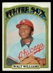 1972 Topps #15  Walt Williams  Front Thumbnail