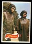 1969 Topps Planet of the Apes #41   Friends Of The Human Front Thumbnail