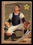 1962 Topps #431  Bob Rodgers  Front Thumbnail