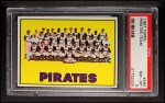 1967 Topps #492   Pirates Team Front Thumbnail