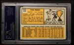 1963 Topps #470  Tom Tresh  Back Thumbnail