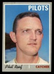 1970 Topps #359  Phil Roof  Front Thumbnail