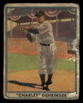 1941 Play Ball #19  Charlie Gehringer  Front Thumbnail