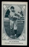 1922 E120 American Caramel  Victor Aldridge  Front Thumbnail
