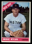 1966 Topps #419  Mike Ryan  Front Thumbnail