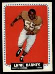 1964 Topps #48  Ernie Barnes  Front Thumbnail